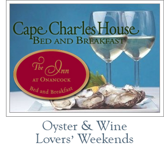 Oyster and Wine Lovers Weekend