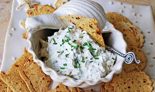 Chesapeake Clam Dip